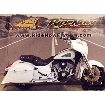 2018 Indian Chieftain Limited for sale 201118765