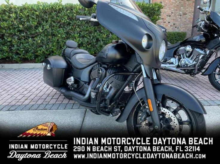 2018 Indian Chieftain Dark Horse for sale 201147887