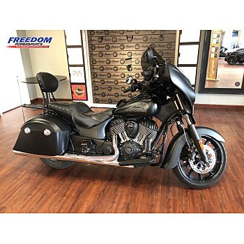 2018 Indian Chieftain Dark Horse for sale 201165940
