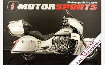 2018 Indian Roadmaster for sale 200560106