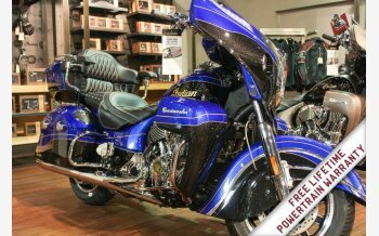 2018 Indian Roadmaster for sale 200634046