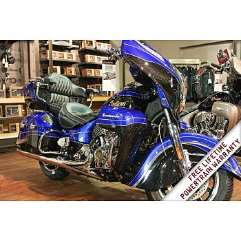 2018 Indian Roadmaster for sale 200675292