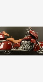 2018 Indian Roadmaster for sale 200560105