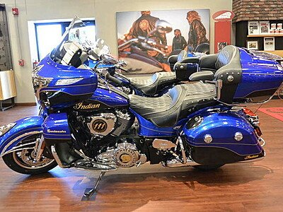 2018 Indian Roadmaster for sale 200578294