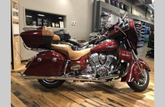 2018 Indian Roadmaster for sale 200701874