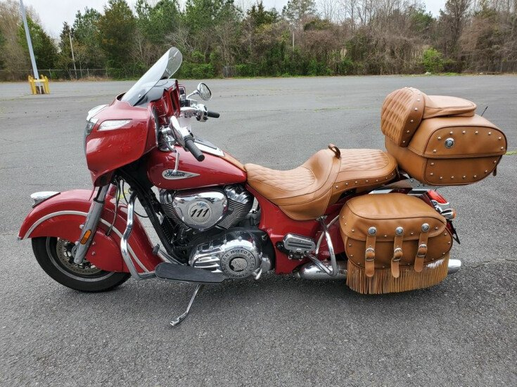 2018 Indian Roadmaster for sale 201061021