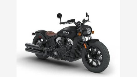 2018 Indian Scout Bobber ABS for sale 200686437