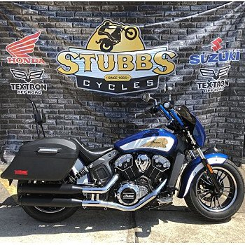 2018 Indian Scout for sale 200746334