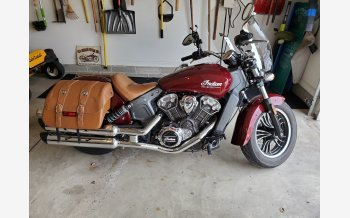 2018 Indian Scout ABS for sale 200846890