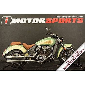 2018 Indian Scout for sale 200906938