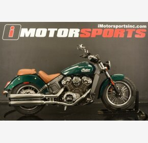 2018 Indian Scout for sale 200906948