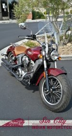 2018 Indian Scout ABS for sale 200948445
