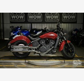 2018 Indian Scout Sixty ABS for sale 201069325