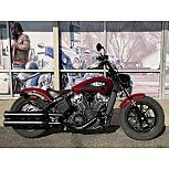 2018 Indian Scout Bobber for sale 201165420