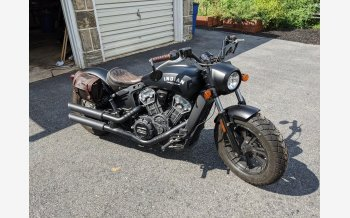 2018 Indian Scout Bobber ABS for sale 201165850