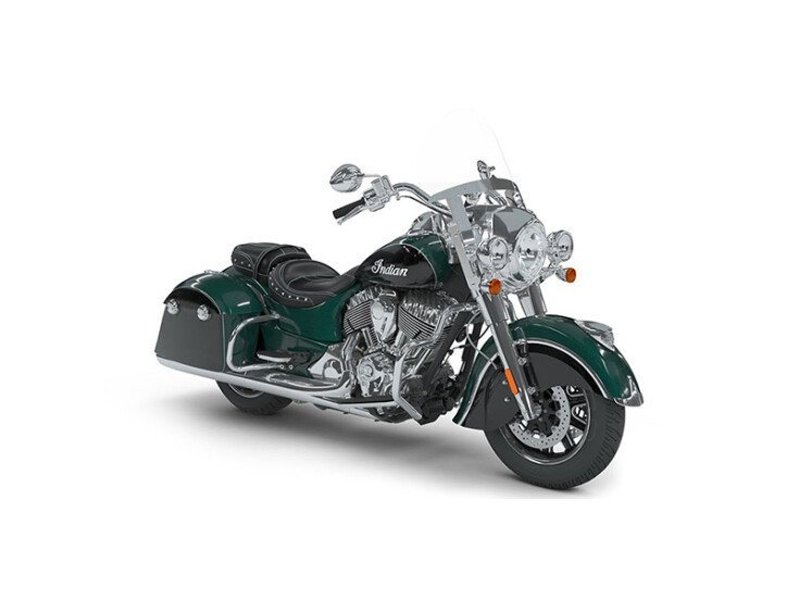 2018 Indian Springfield Base specifications