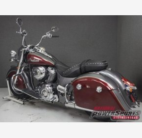2018 Indian Springfield for sale 200824321
