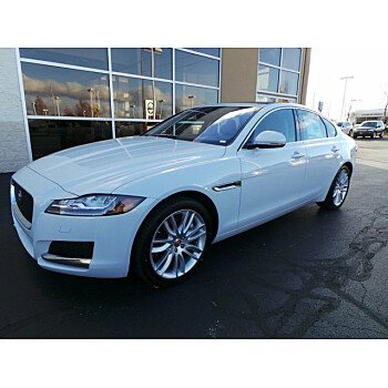 2018 Jaguar XF for sale 101031322