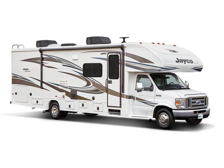 2018 Jayco Greyhawk 29ME specifications