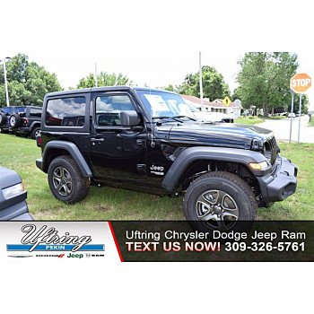 2018 Jeep Wrangler 4WD Sport for sale 100995940