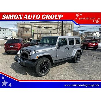 2018 Jeep Wrangler JK 4WD Unlimited Sahara for sale 101106849
