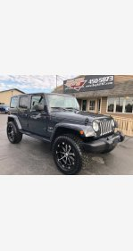 2018 Jeep Wrangler JK 4WD Unlimited Sahara for sale 101027587