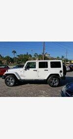 2018 Jeep Wrangler JK 4WD Unlimited Sahara for sale 101061545