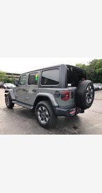 2018 Jeep Wrangler 4WD Unlimited Sahara for sale 101102862
