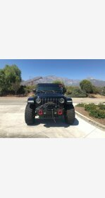 2018 Jeep Wrangler 4WD Unlimited Rubicon for sale 101197708