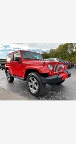 2018 Jeep Wrangler JK 4WD Sahara for sale 101218053