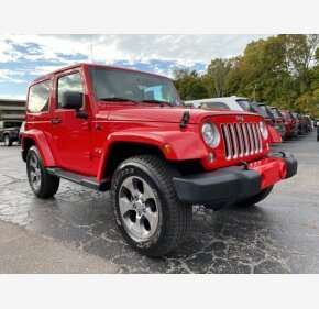 2018 Jeep Wrangler JK 4WD Sahara for sale 101218053
