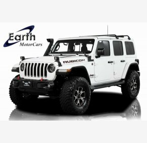 2018 Jeep Wrangler 4WD Unlimited Rubicon for sale 101235098