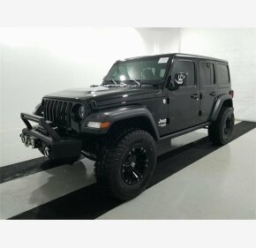 2018 Jeep Wrangler 4WD Unlimited Sport for sale 101251649