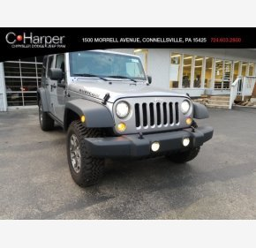 2018 Jeep Wrangler JK 4WD Unlimited Rubicon for sale 101255838