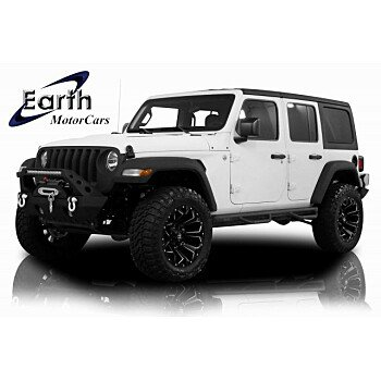2018 Jeep Wrangler 4WD Unlimited Sport for sale 101261263
