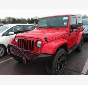 2018 Jeep Wrangler JK 4WD Sahara for sale 101264260