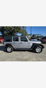 2018 Jeep Wrangler 4WD Unlimited Sport for sale 101282537