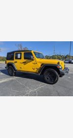 2018 Jeep Wrangler 4WD Unlimited Sport for sale 101282544