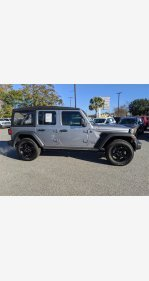 2018 Jeep Wrangler 4WD Unlimited Sport for sale 101282546