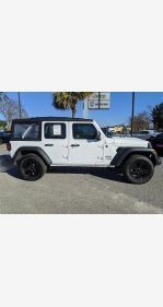 2018 Jeep Wrangler 4WD Unlimited Sport for sale 101282550