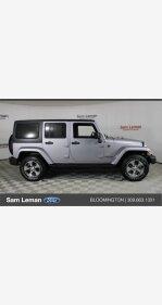 2018 Jeep Wrangler JK 4WD Unlimited Sahara for sale 101293608