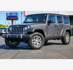 2018 Jeep Wrangler JK 4WD Unlimited Rubicon for sale 101313649