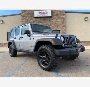 2018 Jeep Wrangler JK 4WD Unlimited Sport for sale 101323698