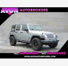 2018 Jeep Wrangler for sale 101332046