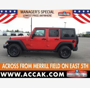 2018 Jeep Wrangler for sale 101343918