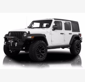 2018 Jeep Wrangler 4WD Unlimited Sport for sale 101348800