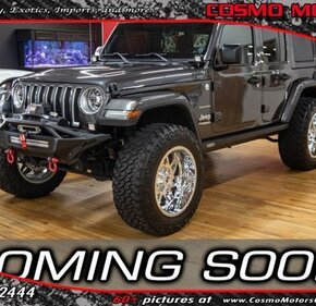 2018 Jeep Wrangler for sale 101385048