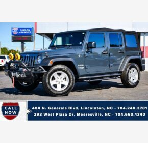 2018 Jeep Wrangler for sale 101387607