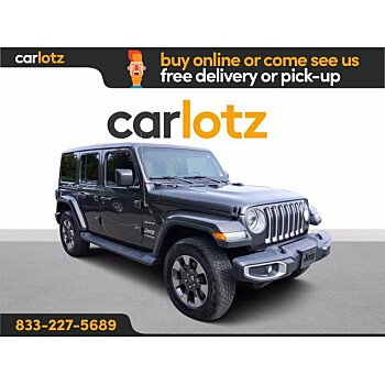 2018 Jeep Wrangler for sale 101388501