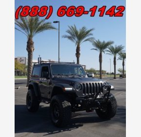 2018 Jeep Wrangler for sale 101395721